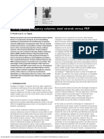 2007 Strengthening Masonry Columns Steel Strands Versus FRP