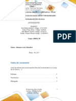Paso 2 - Fase 1 - Entrega Del Informe de Aprendizaje Colaborativo 1