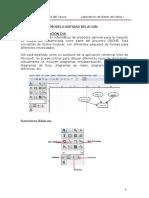 Tutorial Modelo Entidad Relacion - DIA