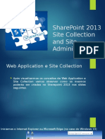 02 - Web Application and Site Collection - Practice