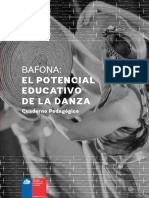 Bafona - El Potencial Educativo de La Danza