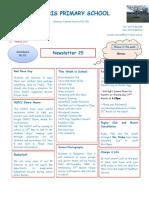 Newsletter 025