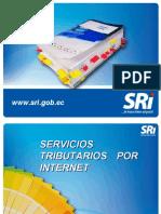 Servicios Tributarios Por Internet
