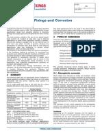 CFA Guidance - Fixings & Corrosion