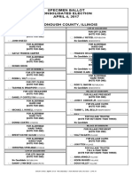 McDonough Publication Ballot - April 2017