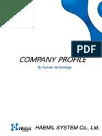 Company Profile HAEMIL