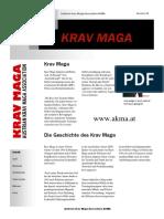 Krav Maga - Grundlagen