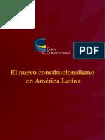 Nuevo Constitucionalismo en America Latina