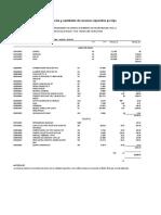precioparticularinsumotipov - estructuras