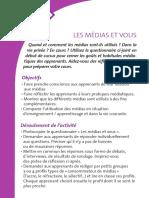 Medias Et Vous Fiche