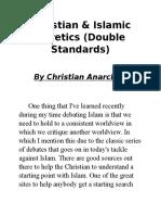 christian   islamic heretics