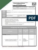 Plan y Programa 5º Periodo 2016-2017 .