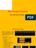 Bloomberg Fx Dealing 2