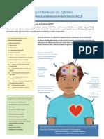 Estrés y El Desarrollo Temprano Del Cerebro - Entendiendo Las Experiencias Adversas en La Infancia ACE