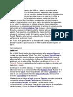Andrea Bocelli Biografia