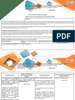 Guía de Actividades y Rúbrica de Evaluación - Unidad 1. Capítulo 2. Comunicación Organizacional Con Herramientas de (PNL)