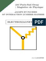 Electromagnetism e