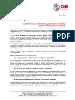DIEI - División Salud Ocupacional 2015