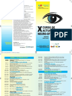 X Curso Neuroftalmología