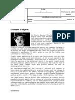 Atividade sobre Chaplin