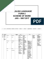Scheme of Work Ops English
