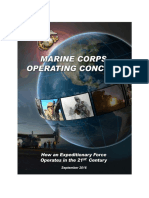 Marine Corps Operating Concept Sept 2016