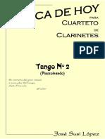 TangoN2(CuartetoClarinetes)
