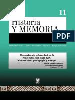 Manuales de urbanidad en la Colombia del siglo XIX