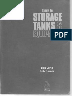 Guide to Storage Tanks and Equipment   Stress (Mechanics