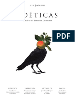 Revista Poéticas Volumen 1