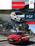 2014 New Yaris Dpl Sp