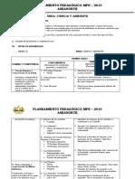 Ciencia y Ambiente Primaria PP-MPN 2015