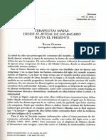 Terapeuta s Mayas Del Bacabes Al Presente
