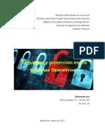 Seguridad y Proteccion en Los Sistemas Operativos PDF