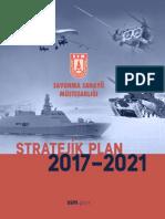 Ssm Stratejik Plan 2017-2021