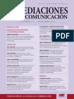 Inmediaciones de La Comunicación