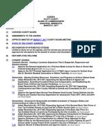 3/21/17 Scott County MN Agenda