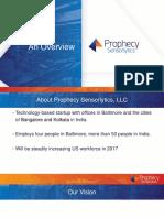 Prophecy Basics