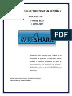 Intalando Wireshar(Santos)