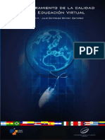 El Aseguramiento de La Calidad de la Educación Virtual. Claudio Rama - Julio Domínguez Granda (Editores)