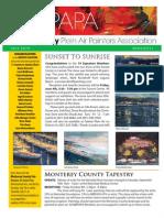 2010 V 3 Monterey Bay Plein Air Painters Association Newsletter