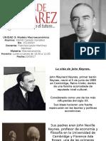 Biografía de John Maynard keynes