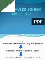 Sindromul de Ischemie Miocardica
