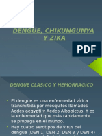 Dengue, Chikungunya