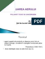 4. Curs Poluanti Toxici Si Cancerigeni
