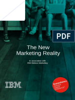 The New Marketing Reality
