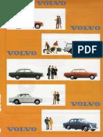 Volvo Add '68 Orange Page