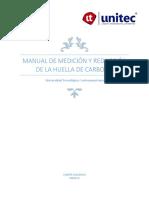 Manual de Medición y Reducción de La Huella de Carbono