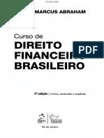 Curso Direito Financeiro 3.Ed