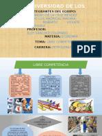 Exposicion Libre Comercio